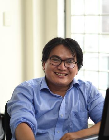 Mr Nguyễn Quang Hân chuyên gia tư vấn hỗ trợ Ai-Marketing
